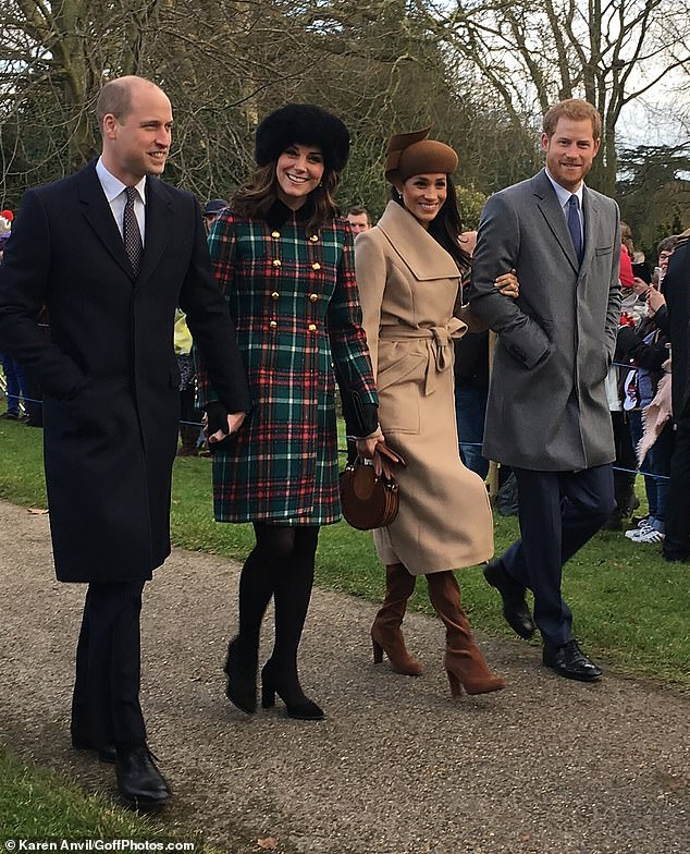 Karen Anvil from Watlington Norfolk shot to fame after capturing William Kate Harry and Meghan walking to church in and claims to have raked in £ from the snap