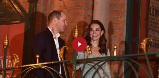 Kate Middleton Is Giving Us Mermaid Vibes in This Glittering Gown