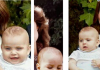 Kate Middleton and Prince Louis are the image of each other in this sweet side by side photo Photo C TWITTER GETTY