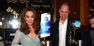 Kate Middleton and Prince William pull pints and play Tarzan in Norther Ireland see best photos of fun royal tour Photo C PA