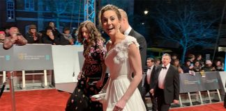 Kate Middleton had the shock of her life on BAFTAs red carpet – see incredible photo Photo C GETTY IMAGES
