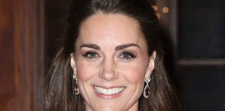 Kate Middleton is gorgeous at the gala wearing Gucci Photo C GETTY IMAGES