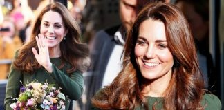 Kate Middleton news Duchess wants to get pregnant this year a source claims Image GETTY