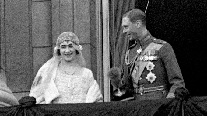 King George VI right died in Credit PA