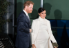 Meghan Markle and Prince Harry Samir Hussein Samir Hussein WireImage