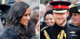 Meghan Markle and Prince Harry are keeping royal tradition in not knowing their babys gender Image Getty