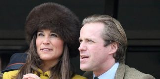 Pippa and Thomas dated in Image GETTY
