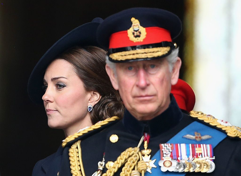 Prince Charles advised Prince William to break up with Kate Middleton Photo C Chris Jackson Getty Images
