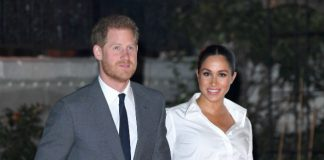 Prince Harry and Meghan are expecting their first baby in the spring Photo C GETTY IMAGES