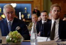 Prince Harry and Prince Charles admit to fears about the world the royal baby will be born into Photo C GETTY IMAGES