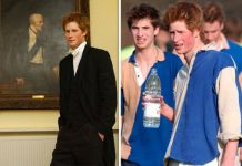 Prince Harry attended Eton from ages to Image Getty