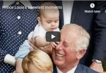 Prince Louiss sweetest moments