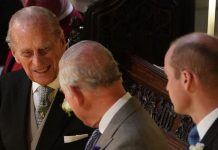 Prince Philip was uninjured in the crash last month Image GETTY