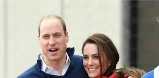 Prince William and Kate Middletons rare displays of affection Photo C GETTY IMAGES