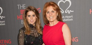 Princess Beatrice and mum Sarah Ferguson step out for special joint engagement Photo C GETTY IMAGES