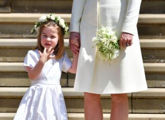 Princess Charlotte's personality is a tad bossy according to her mother Ben Stanstall – WPA Pool Getty Images