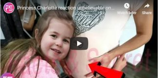 Princess Charlotte reaction unbelievable on Kate fourth baby