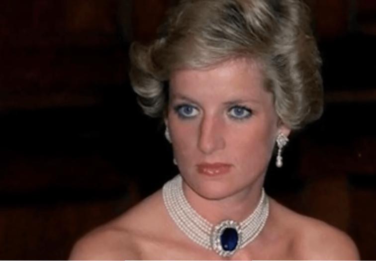Princess Diana Royal Fashion Tube