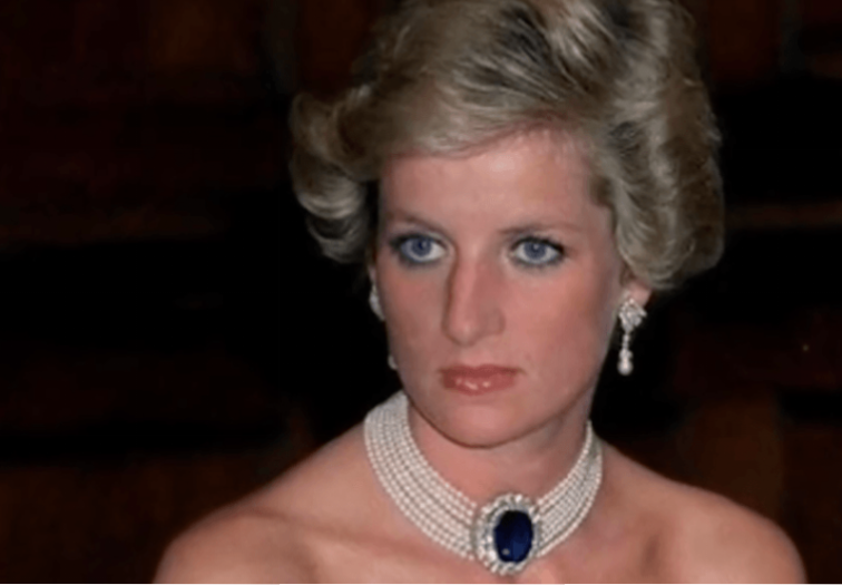 Princess Diana Royal Fashion Tube