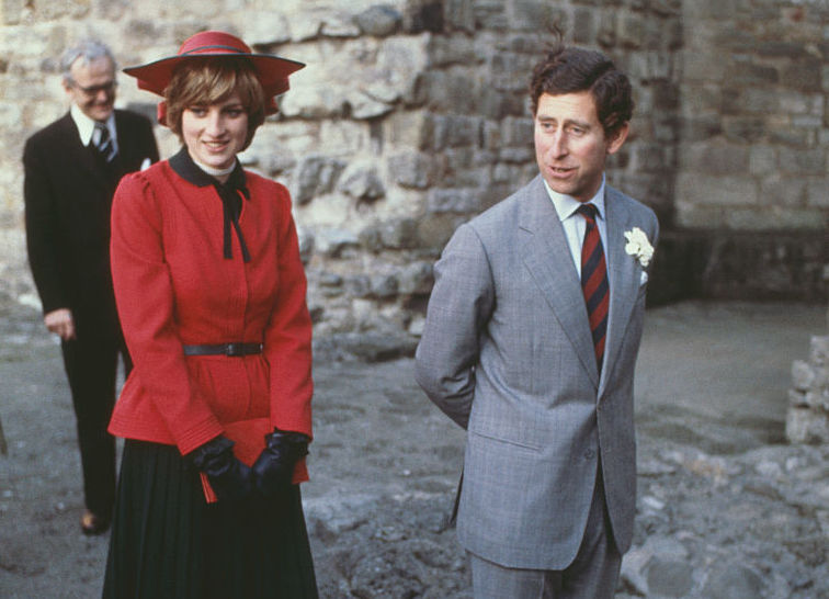 Princess Diana and Prince Charles Photo C GETTY IMAGES