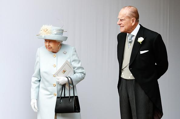 Queen Elizabeth II was calmer during her coronation than Prince Philip Photo Getty Images Alastair Grant Pool AFP