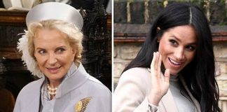 Royal wedding Lady Gabriellas mother disapproves of marriage to commoner Meghan Image GETTY