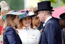 Sarah Ferguson remains close to ex husband Prince Andrew Photo C GETTY IMAGES
