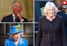 TITLE FIGHT Prince Charles will want Camilla Parker Bowles as Queen consort says one expert Pic GETTY