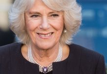 The Duchess of Cornwall just wore the ultimate power suit