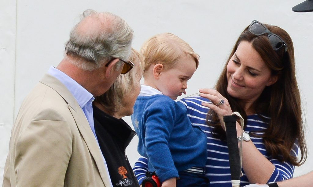 The sweet gift Prince Charles gave to his first royal grandchild Prince George PHOTO CC GETTY IMAGES