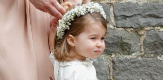 Want your flower girl to look like Princess Charlotte Photo C GETTY IMAGES