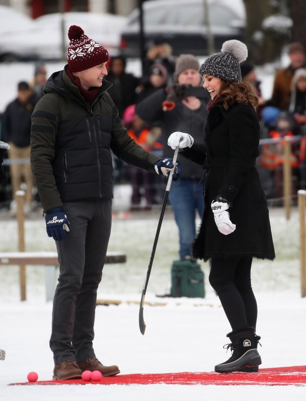 Photos Of Will Kate Being Sporty Together That'll Make You Want To Be On Their Team