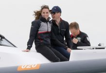 Photos Of Will Kate Being Sporty Together That'll Make You Want To Be On Their Team photo C getty images