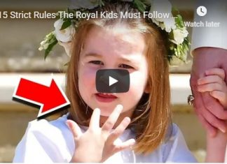 Strict Rules The Royal Kids Must Follow In Public