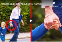 Surprising Facts About Royal Nannies