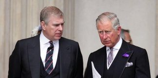 According to royal insiders Prince Charles is concerned that his brother Andrews public image could have a negative impact on the monarchy in the future