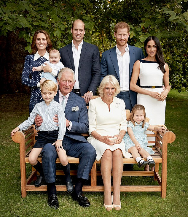 Bridcut said He is a patriarchal figure within his own family within the wider royal family He has the respect of being the number two and so I think theres a lot of members of the royal family
