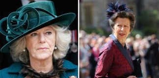 Camilla Parker Bowles and Princess Anne Image Getty