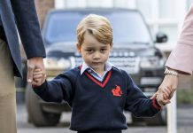 Can Prince George rule as a child photo C Getty Images