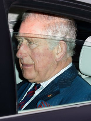 Charles feels that Andrew gives the family a bad image Pic GETTY