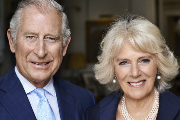 Charles married Camilla in Pic GETTY
