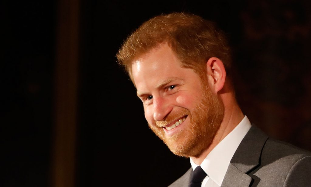 Cute See who Prince Harry secretly took with him on his royal trip to Birmingham photo C getty images