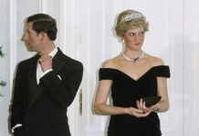 DISTANT Charles and Diana were unhappy in their marriage Pic GETTY