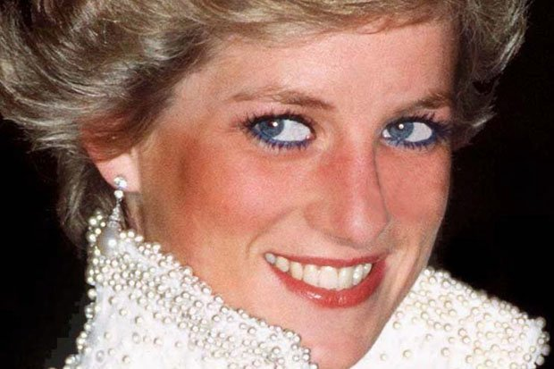 Diana was beloved by the British public Pic GETTY