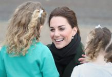 Duchess Kate reveals where she wants to take George Charlotte and Louis on holiday Photo C GETTY IMAGES