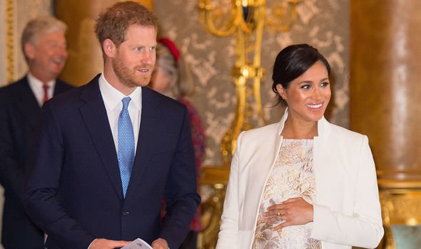 Harry and Meghan can also look at how Prince William and Kate bring up their three children Image GETTY