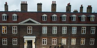 Inside Prince William and Kate Middletons home at Kensington Palace