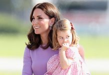 Kate Middleton Just Revealed Her Adorable Nickname for Princess Charlotte Is Lottie photo cgetty image