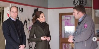 Kate Middleton criticised for mistake during royal visit with Prince William
