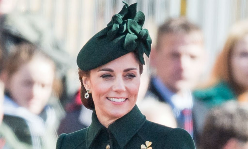 Kate Middleton pregnancy rumours have been shut down Photo C GETTY IMAGES